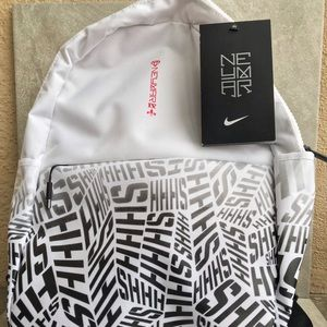 Nike Neymar Jr football soccer backpack